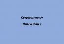 Cryptocurrency 2: cách mua và sở hữu tiền điện tử ?
