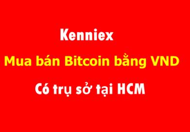 Kenniex – Sàn giao dịch tiền điện tử bằng VND có trụ sở tại VN